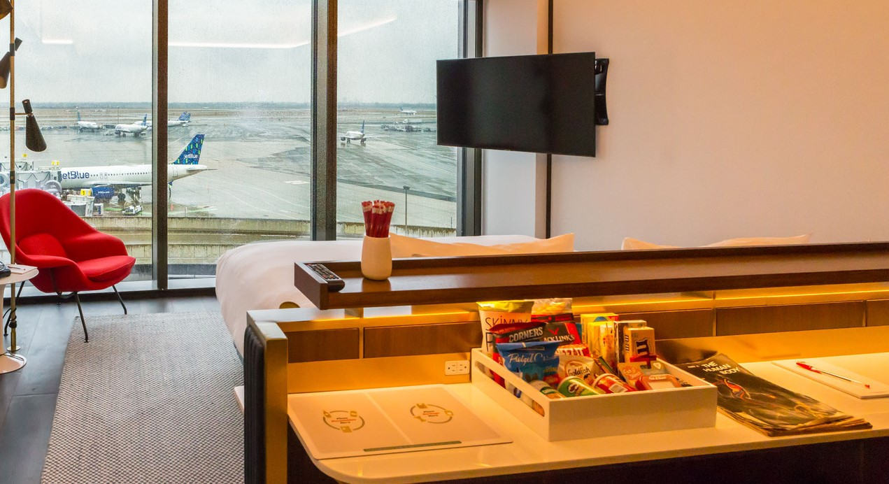 Why TWA hotel is an aviation lover's dream