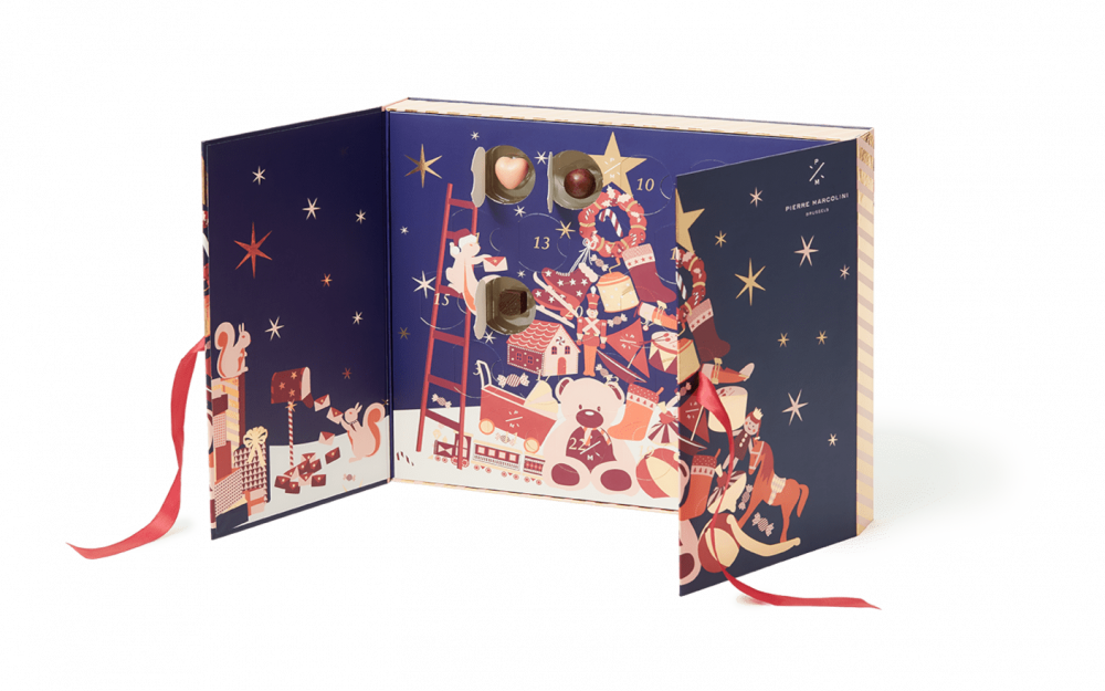 10 of the best alternative advent calendars - Marcolini