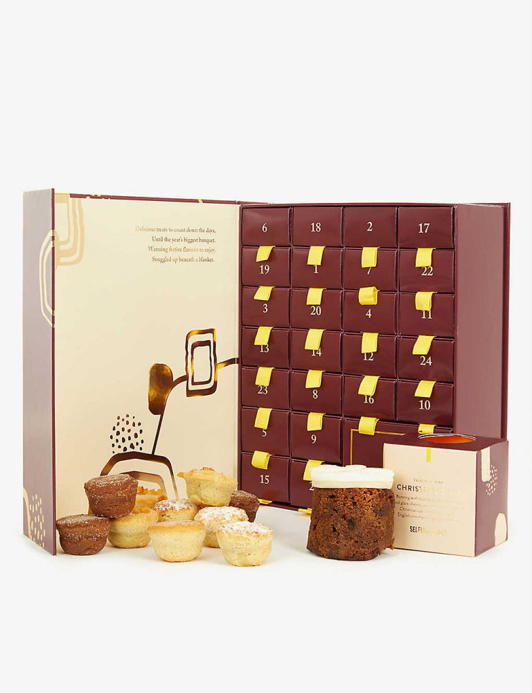 10 of the best alternative advent calendars - Mini Mince Pie advent calendar