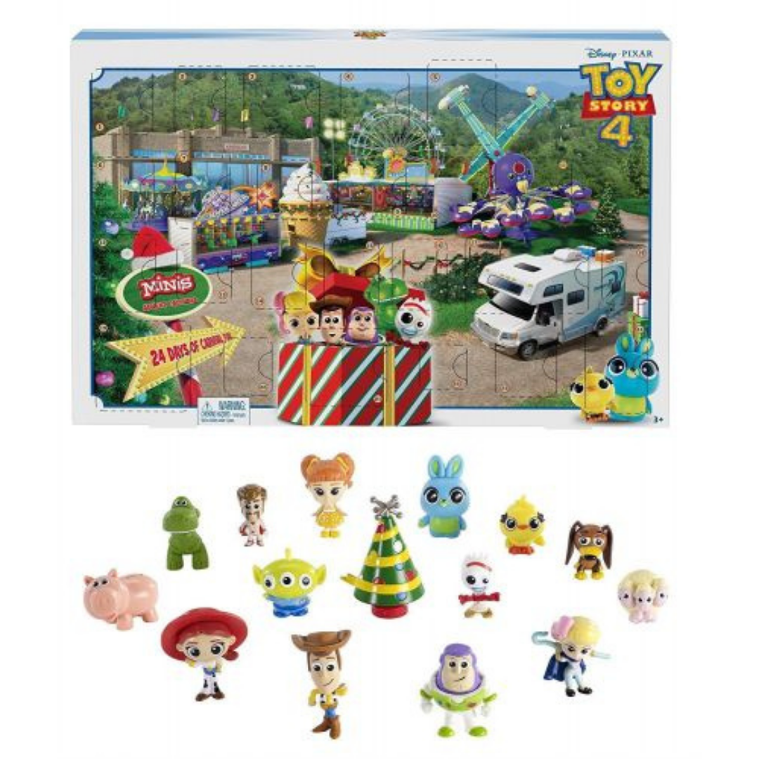 10 of the best alternative advent calendars - Toy Story
