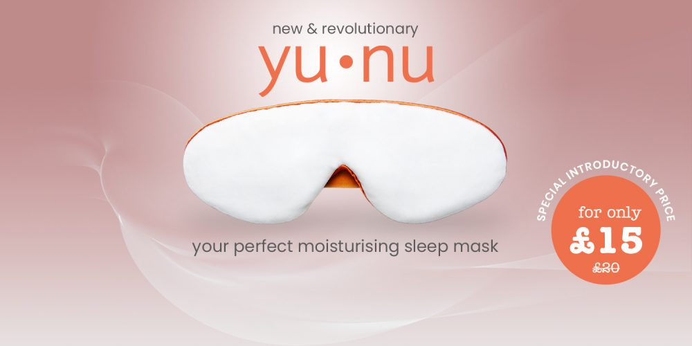 The ultimate last minute Christmas gift guide - Yu Nu Sleep Mask
