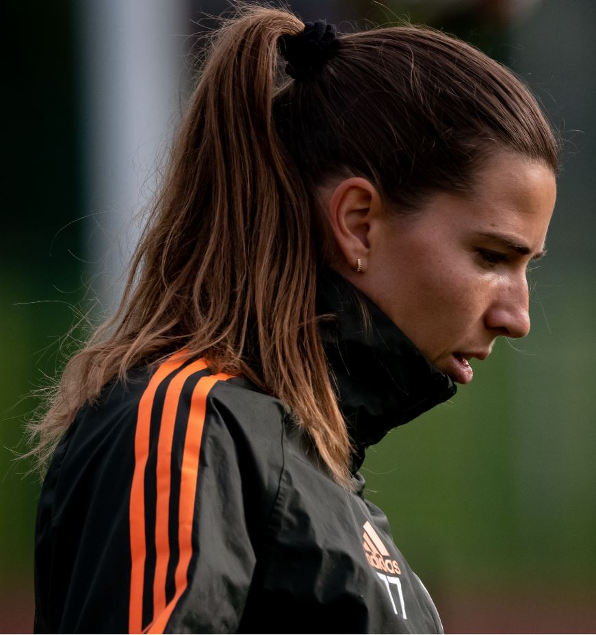 Tobin Heath - Hair Goals! Get inspired by Remington for key 2021 trends