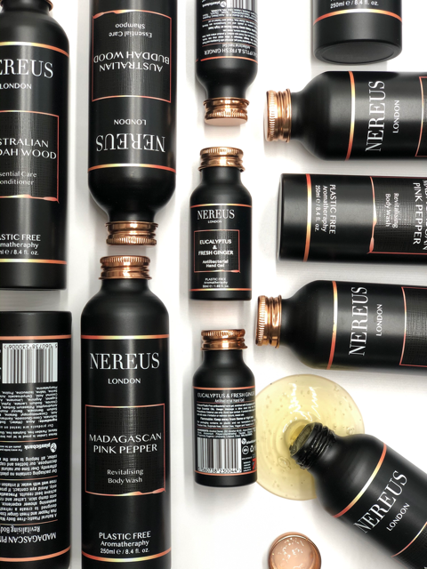Nereus Hair and Body Care