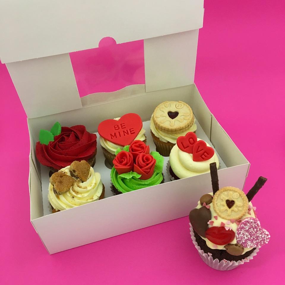 HL Cupcake Gift Box
