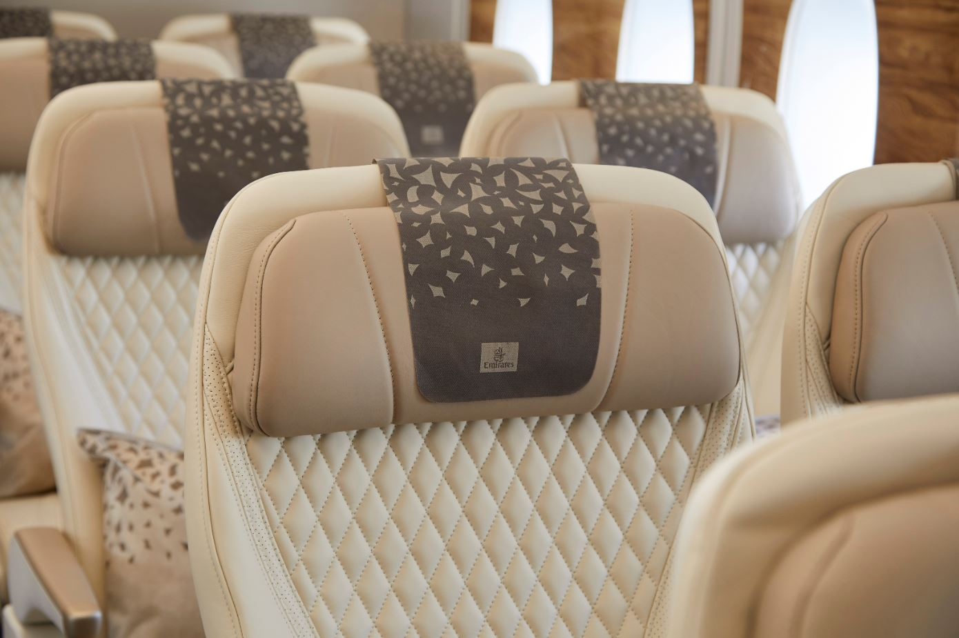 Emirates new premium economy. How Emirates is taking its A380 luxury to new heights