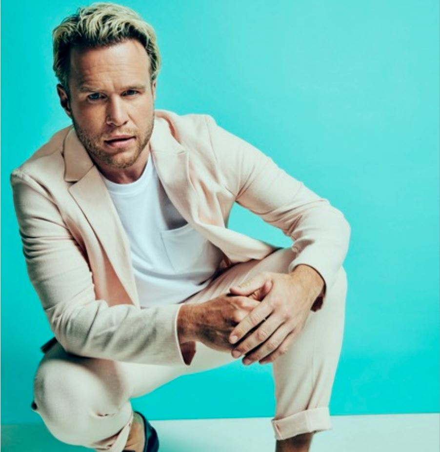 Olly Murs chats to VIVA about his new tour in 2021