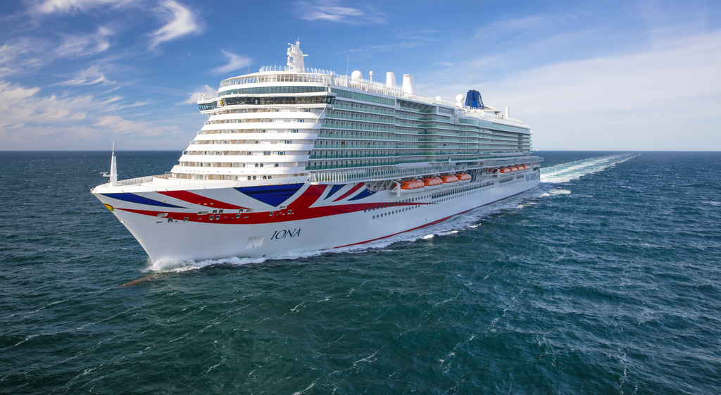 P&O launches UK 'cruises to nowhere'