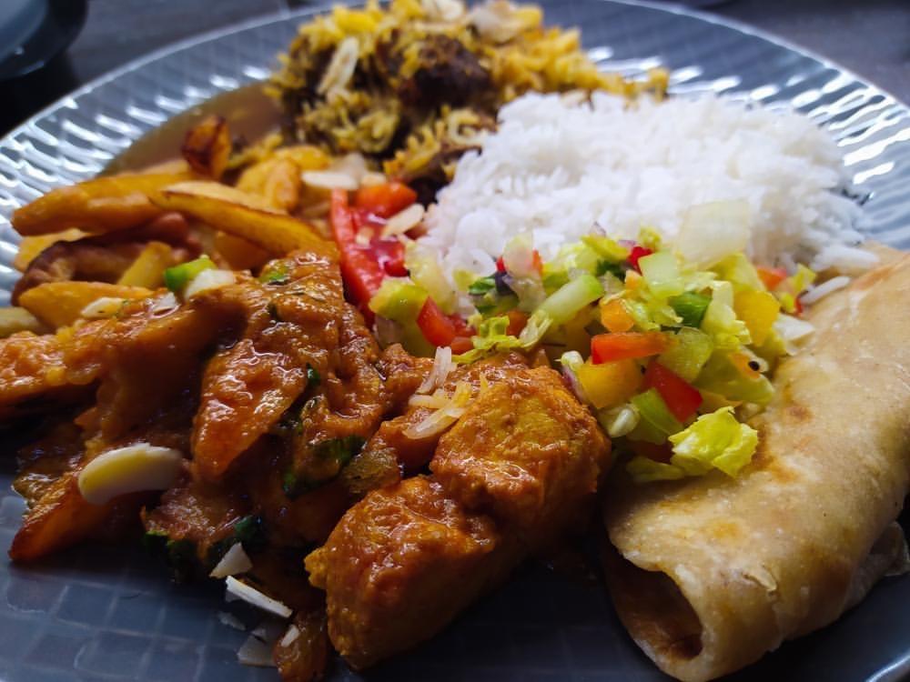 Ruby Ullah's ultimate Fish Curry recipe