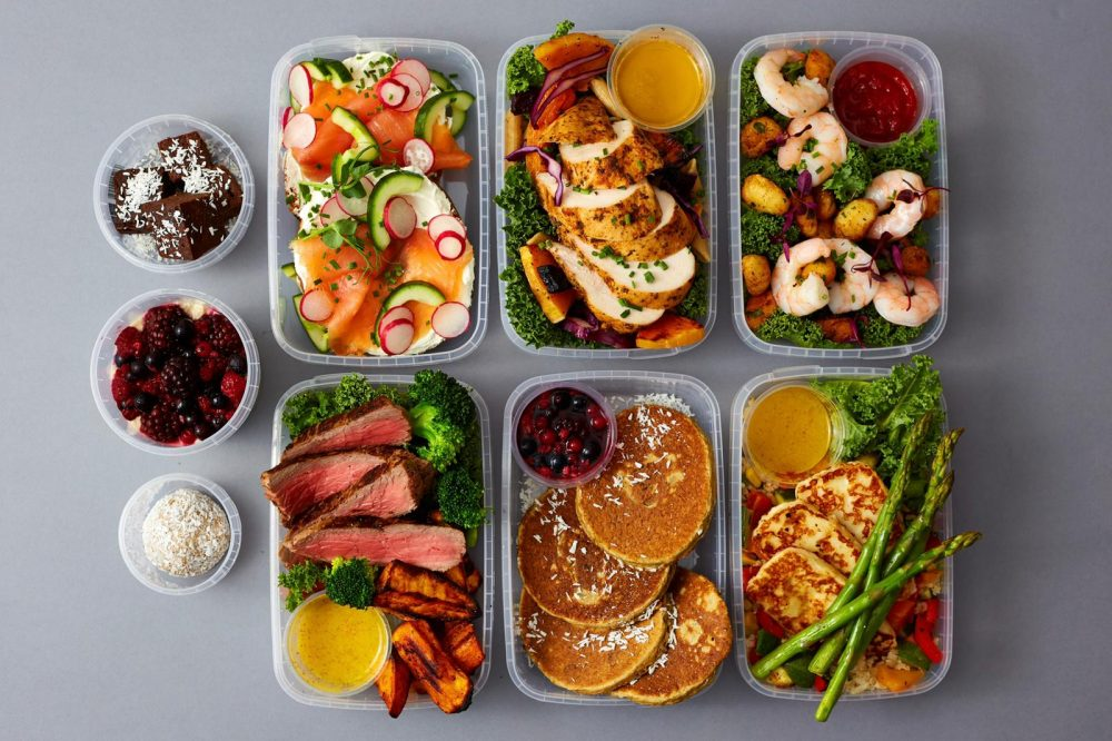 Get your nutrition back on track with The Good Prep