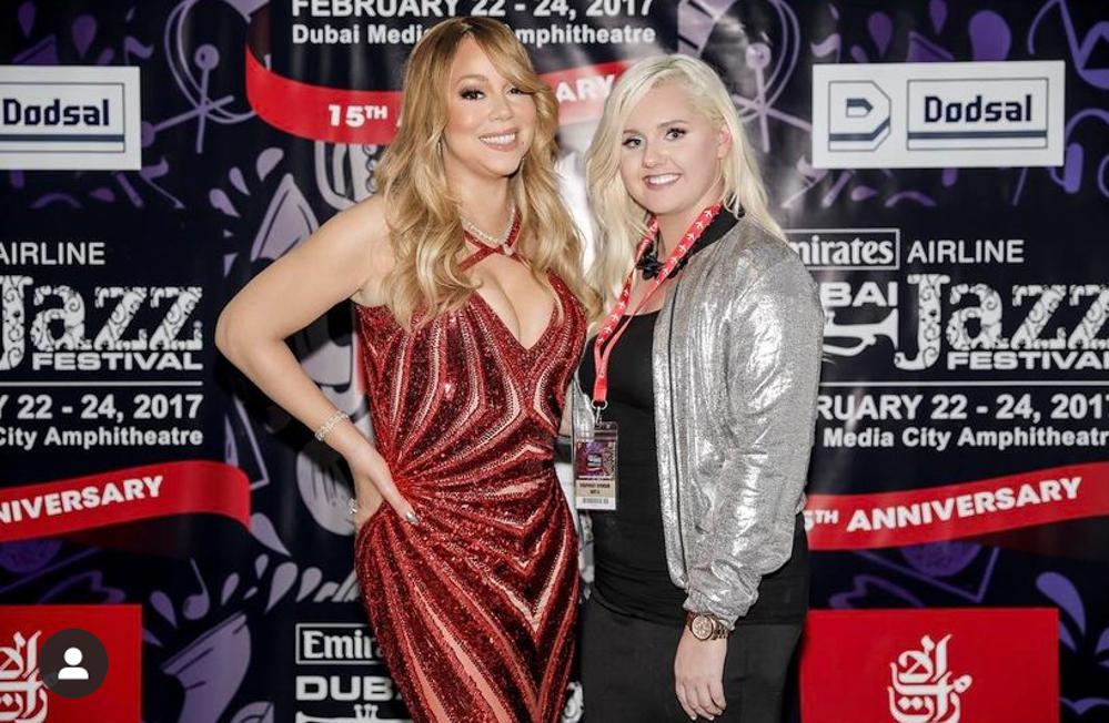 E.M.A goes radio gaga over Mariah Carey & Aylissa