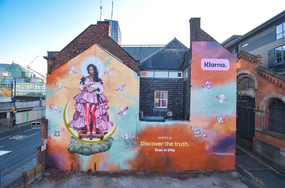 New Manchester murals could win you a weekend in Claridges