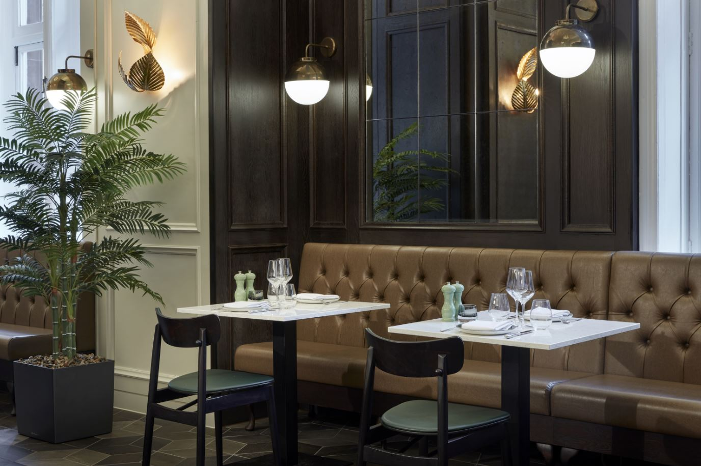 Lobster crumpets! VIVA checks in to the Midland Manchester
