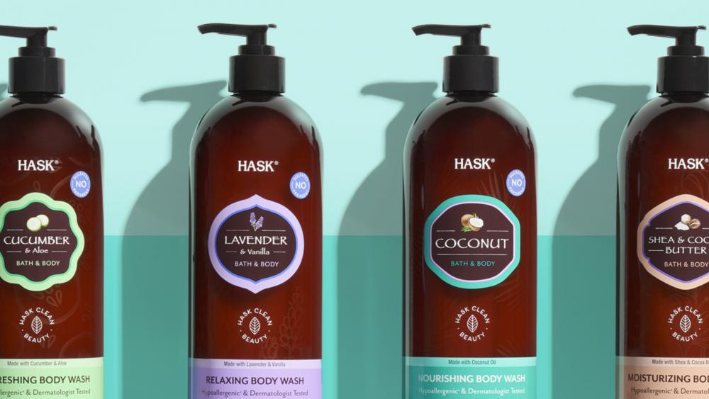 HASK Argan Oil Shampoo & Conditioner