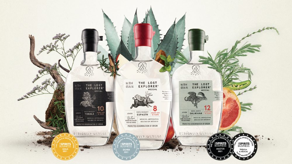 Five of the best Tequilas: The Lost Explorer Mezcal