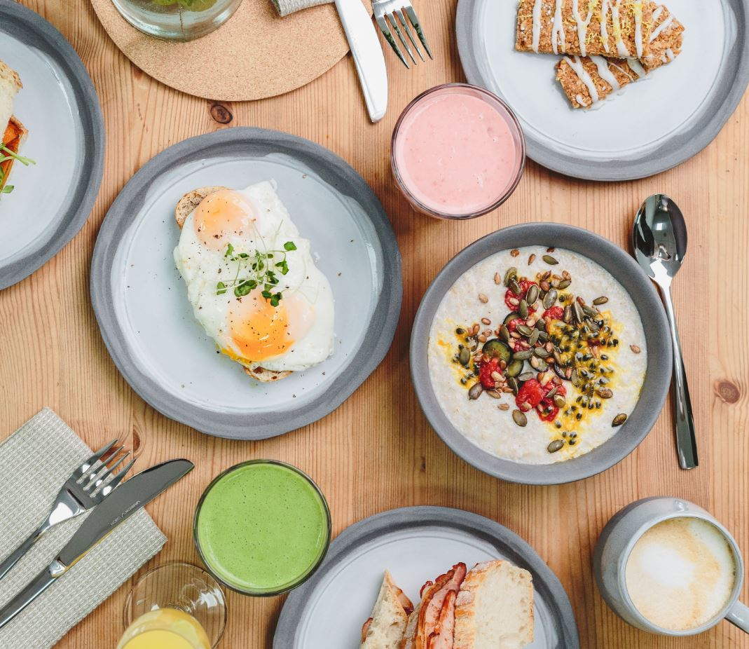 The PHM and Open Café & Bar: Culture and an excellent brunch!