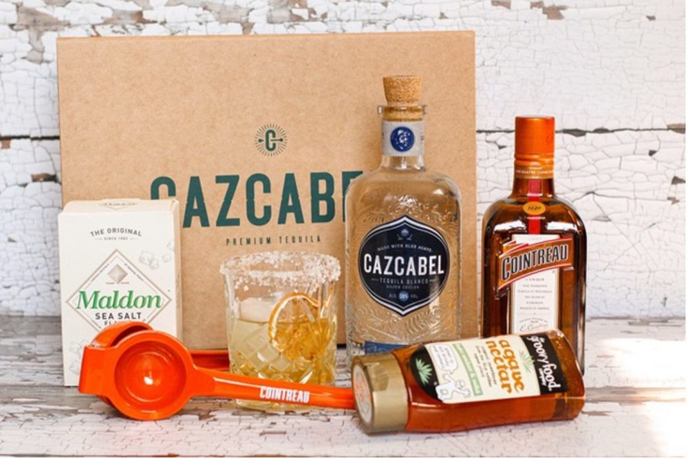 Five of the best Tequilas: Cazcabel