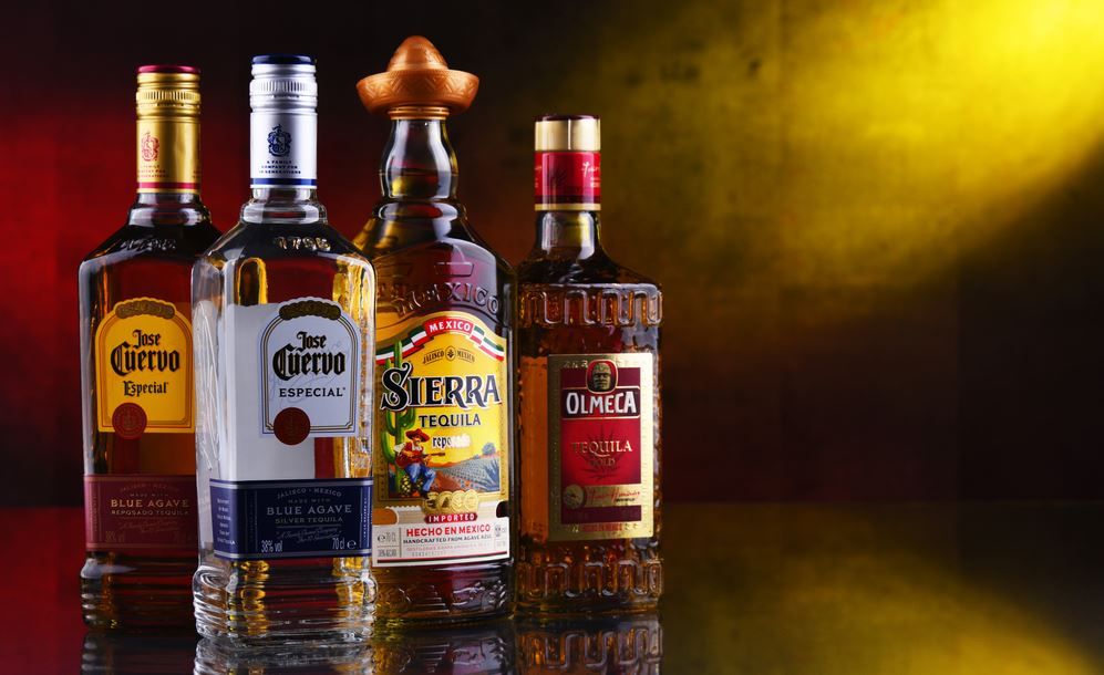 Five of the best Tequilas
