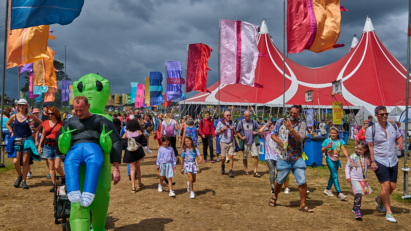 Camp Bestival is back!