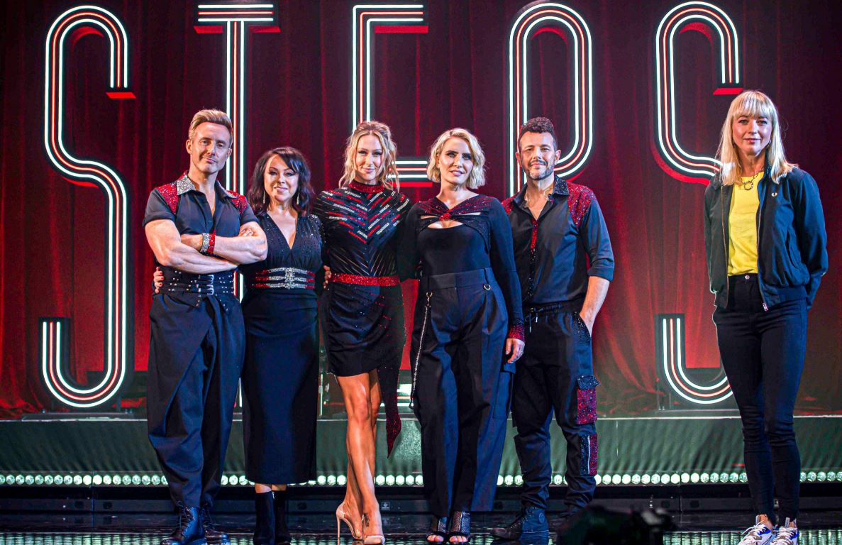 STEPS perform exclusive gig for Radio 2 Live at 02 Ritz