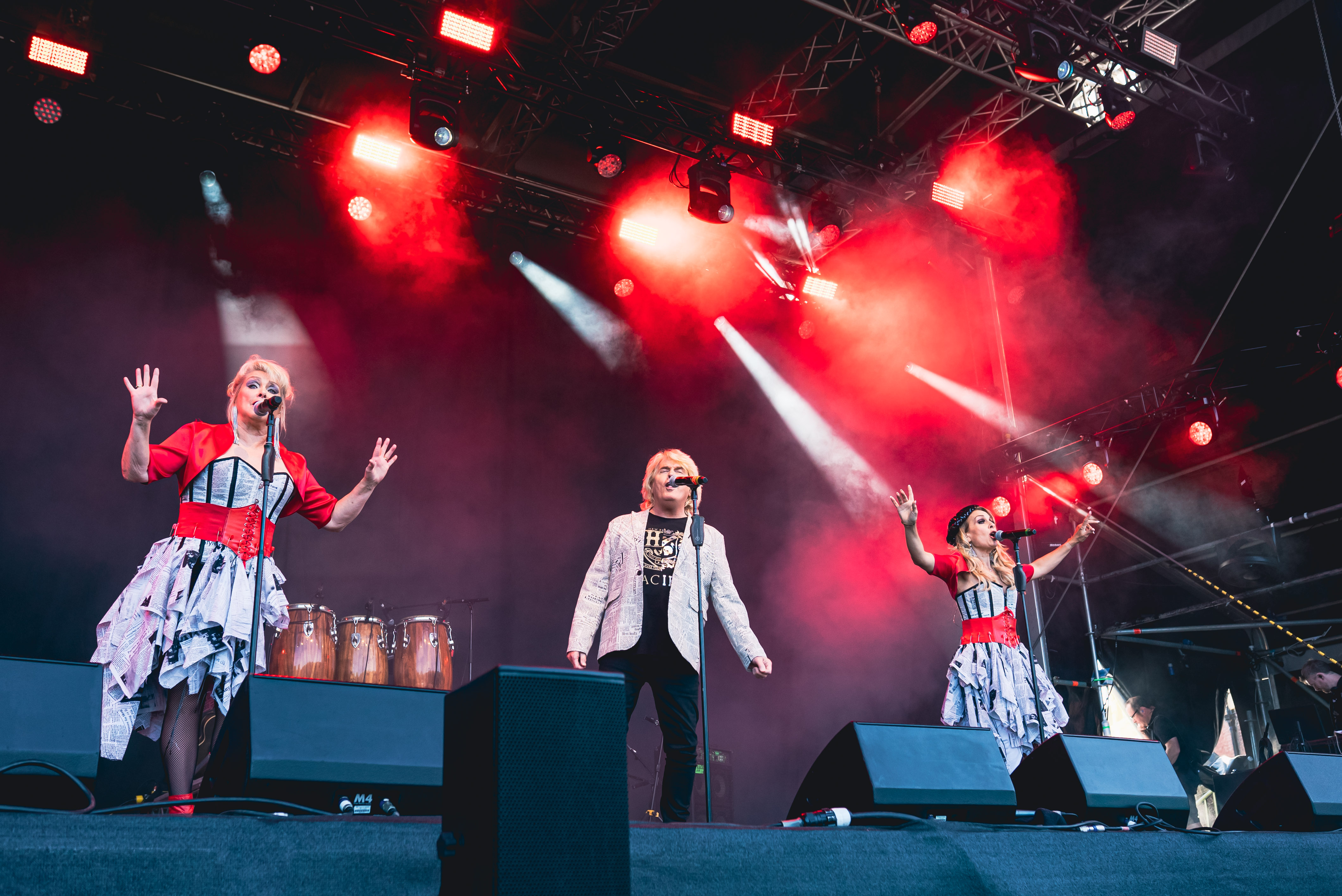 Take a trip back to the 80's at Wonderhall Festival