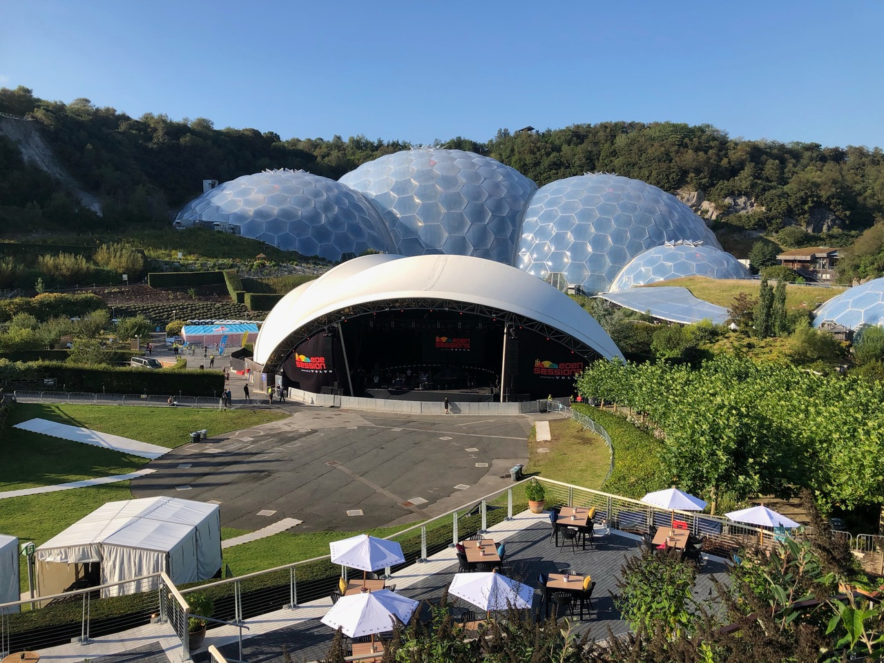 Paradise found! VIVA welcomes back the Eden Sessions