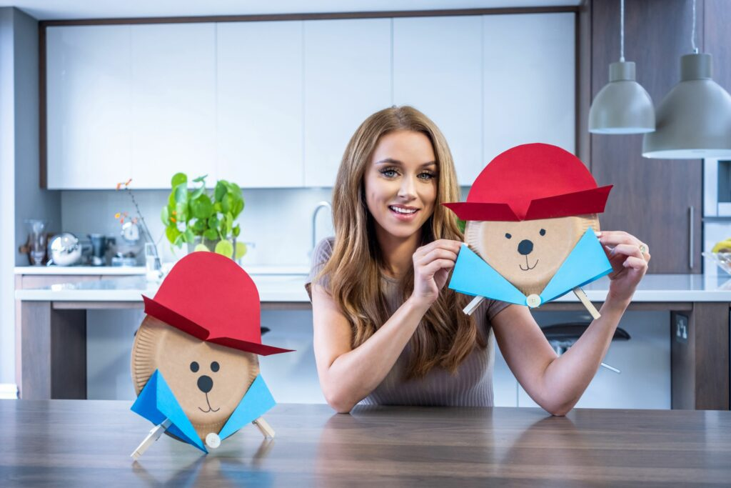 Una Healy's tips to keep kids entertained in the long holiday