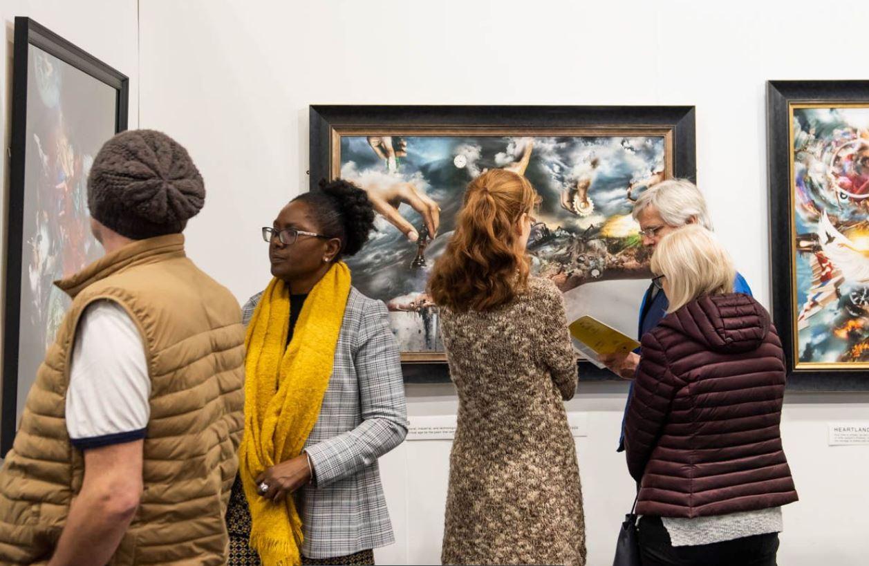 Manchester Art Fair returns to power the city's cultural bounceback