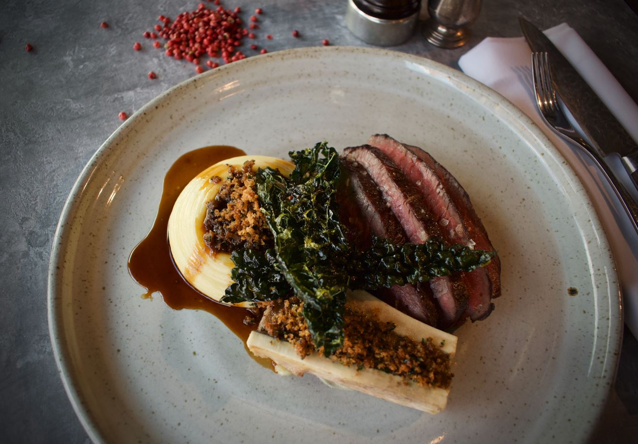 CHESHIRE: Chester's latest gastro The Forge is firing on all cylinders!