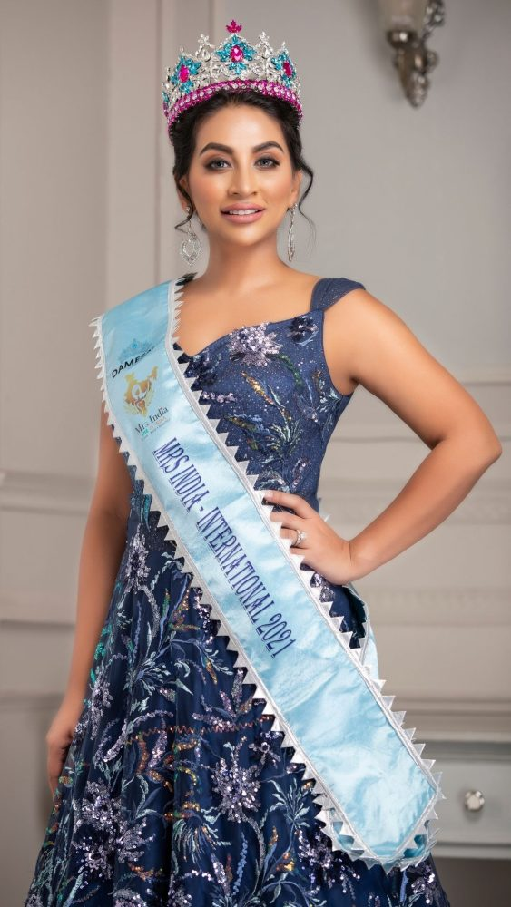 Mrs India International shares her heart-breaking story to help others dealing with loss